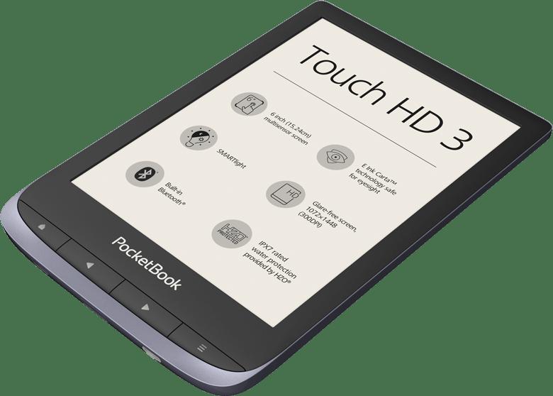 Touch HD 3 metallic grey  photo 3