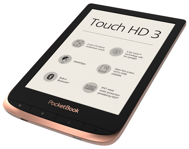 PocketBook Touch HD 3 Spicy Copper Foto 4