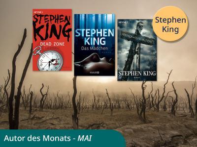 Stephen King als Autor des Monats