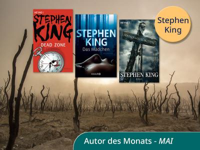 Stephen King, ES. Was ist besser: Buch oder Film?