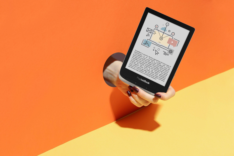 PocketBook Color: Der Herbst wird bunt