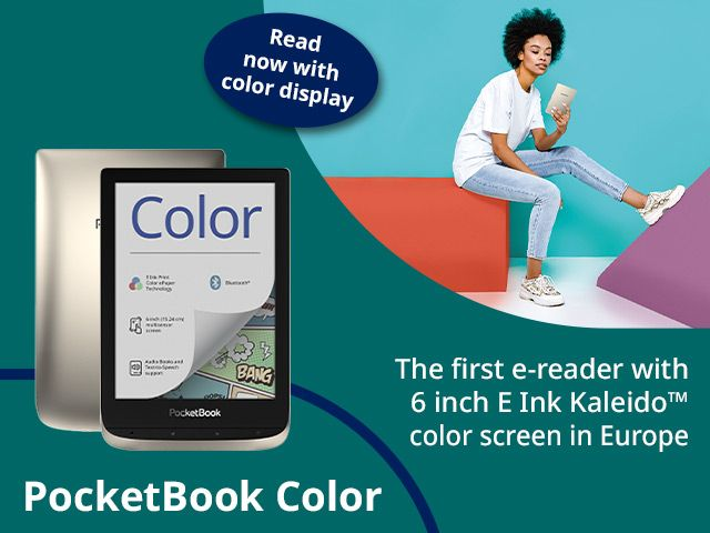 Innovation PocketBook Color