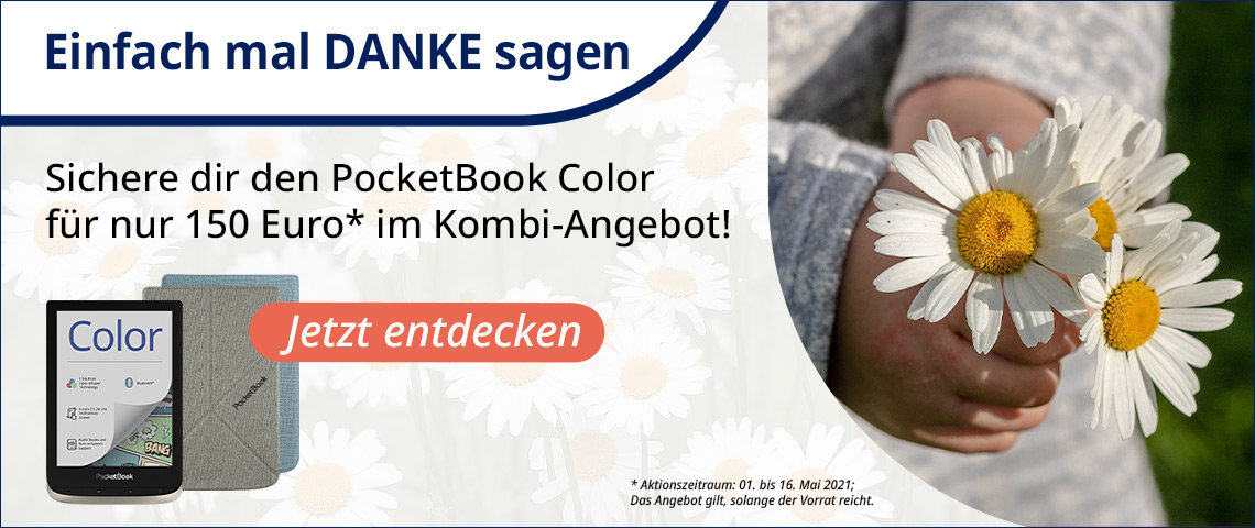 Kombi-Angebot PocketBook Color