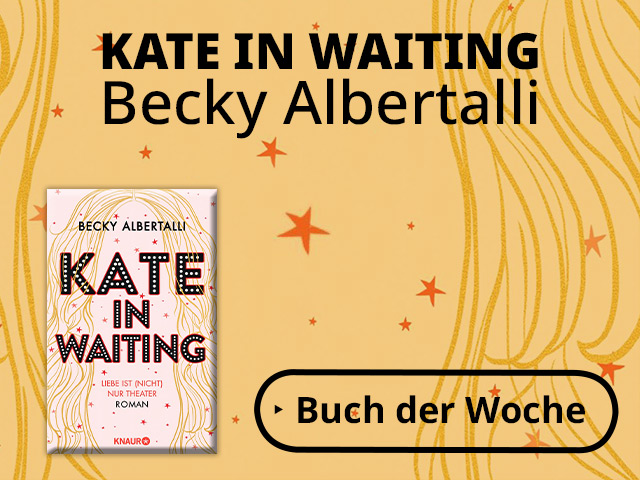 Kate in Waiting - Becky Albertalli