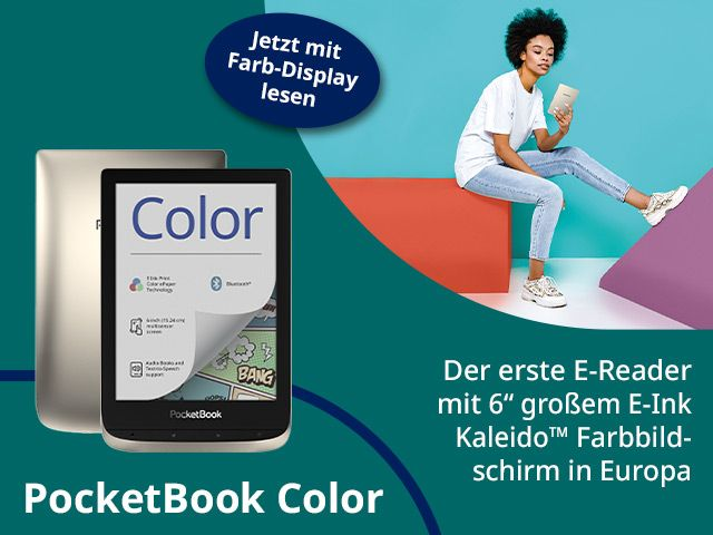 Innovation PocketBook Color