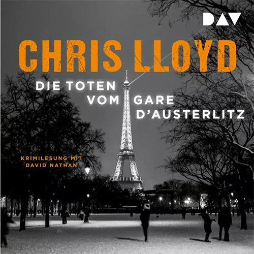 Die Toten vom Gare d'Austerlitz - Chris Lloyd